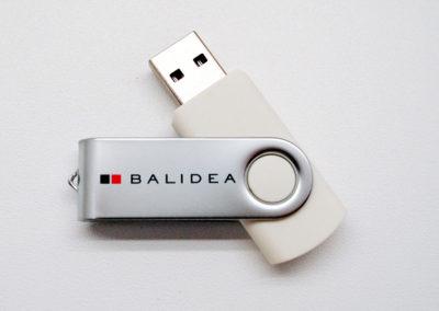 USB twist - Merchandising - SERILUA